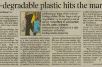 Times of India, Monday 16th, February 2009
