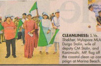 Deccan Chronicle, Sunday 20th September 2009