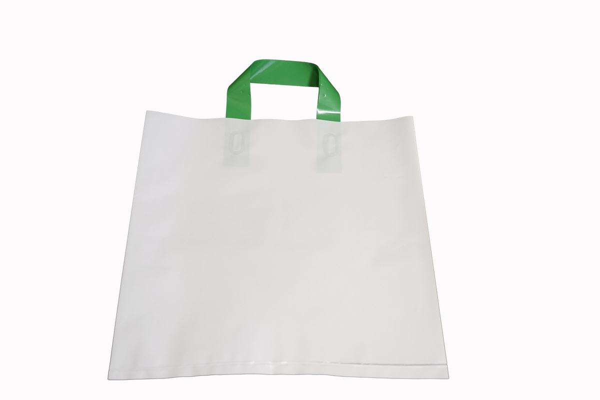 Customised Shopping Bags with Gusset
