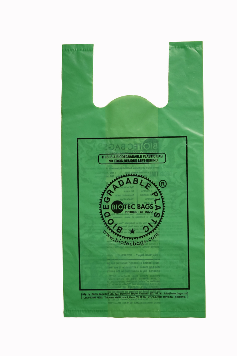 D Cut Carrier Bag