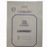 Compostable bio-degradable laundry bag